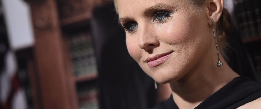 PHOTO: Kristen Bell arrives at the premiere of The Judge