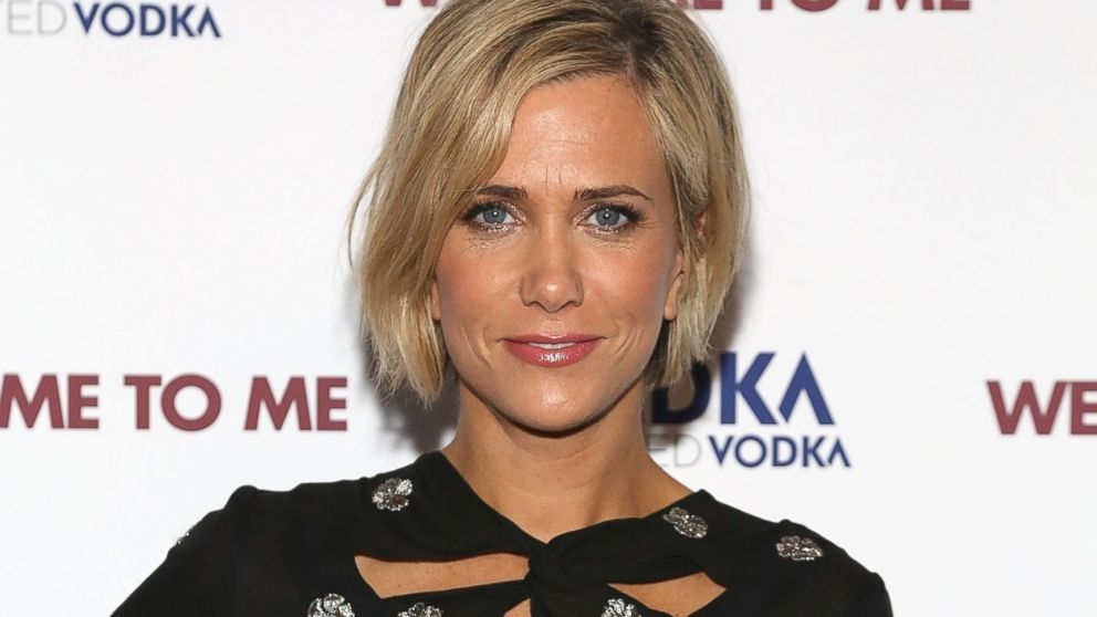 Kristin Wiig Shows Off Her Sexy Side Abc News