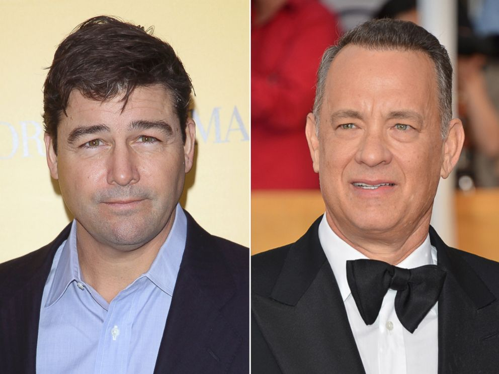 PHOTO: Kyle Chandler attends the The Wolf Of Wall Street premiere at Ziegfeld Theater, Dec. 17, 2013 in New York City. | Tom Hanks attends the 20th Annual Screen Actors Guild Awards at The Shrine Auditorium, Jan. 18, 2014 in Los Angeles, Calif.