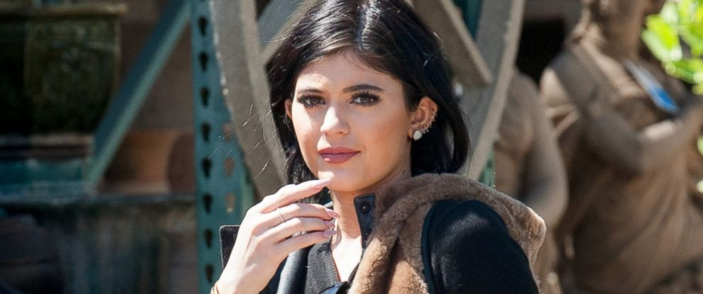 PHOTO: Kylie Jenner is pictured in Los Angeles on March 25, 2015.