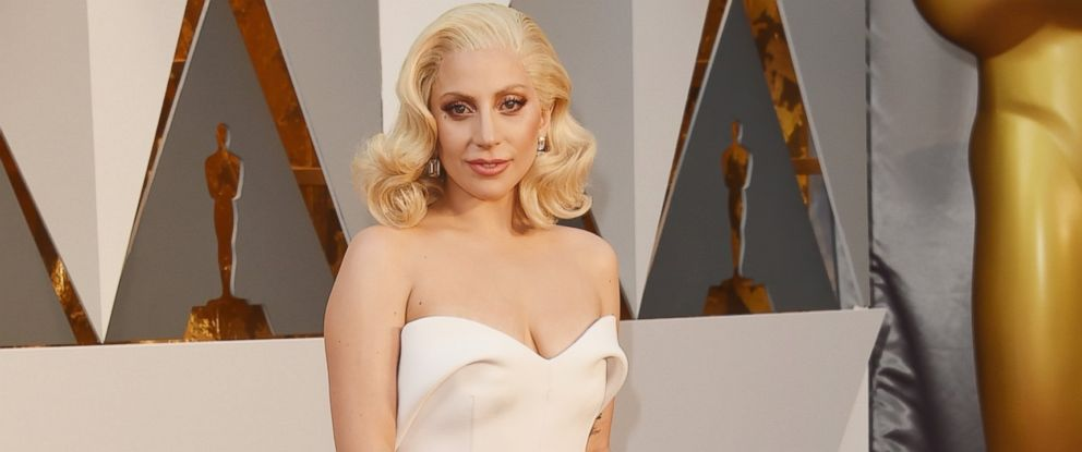 PHOTO:Lady Gaga attends the 88th Annual Academy Awards, Feb. 28, 2016, in Hollywood, Calif.