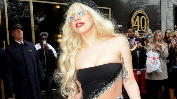 PHOTO: Lady Gaga is seen in New York, Nov. 15, 2013.
