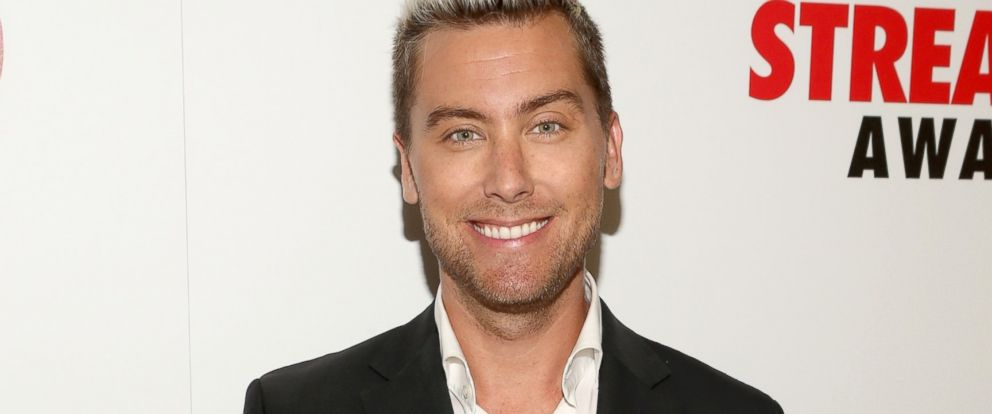 PHOTO: Lance Bass attends the 4th Annual Streamy Awards presented by Coca-Cola, Sept. 7, 2014, in Beverly Hills, Calif.