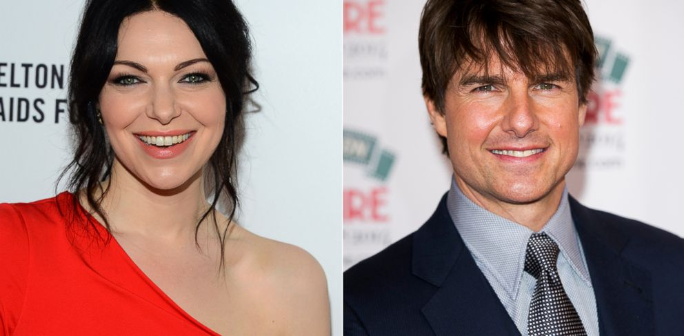 Laura Prepon Addresses Tom Cruise Dating Rumors Abc News
