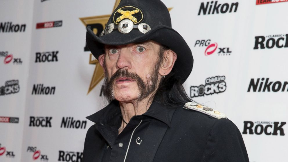 Motorhead Frontman Lemmy Kilmister Dead After Short Battle
