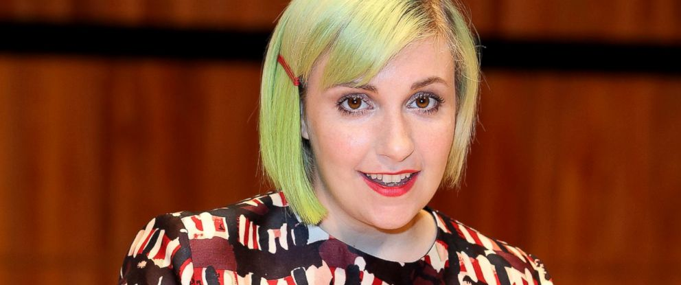 PHOTO: Lena Dunham launches her book Not That Kind Of Girl at the Southbank Centres Royal Festival Hall, Oct. 31, 2014, in London.