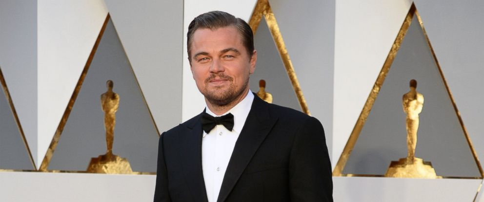 PHOTO: Leonardo DiCaprio attends the 88th Annual Academy Awards at Hollywood & Highland Center, Feb. 28, 2016 in Hollywood, California.