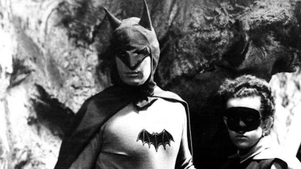 PHOTO: PHOTO: Lewis Wilson as Batman