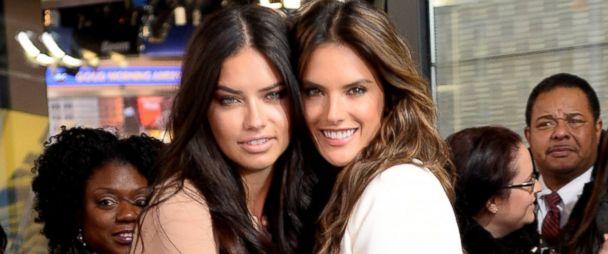 Alessandra Ambrosio and Adriana Lima Share 7 Easy Fitness