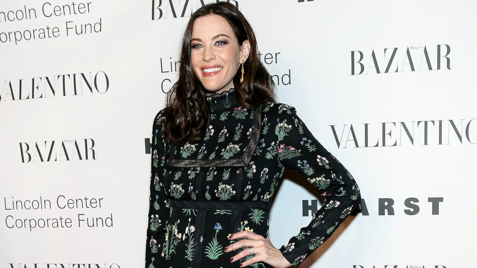 Watch Liv Tyler turns pop star for new Givenchy perfume ad video