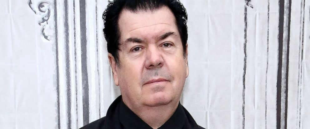 """PHOTO: Drummer Lol Tolhurst visits The Build Series presents Lol Tolhurst discusses his memoir """"Cured: The Tale of Two Imaginary Boys"""" at AOL HQ, Oct. 11, 2016, in New York City."""