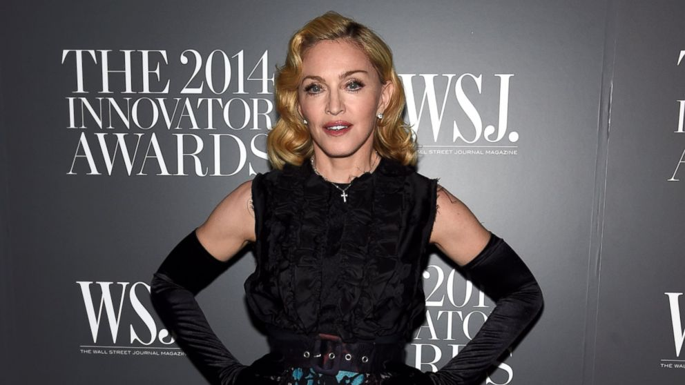 f56d6e39d870 Madonna Enters Elton John-Dolce & Gabbana Feud - ABC News