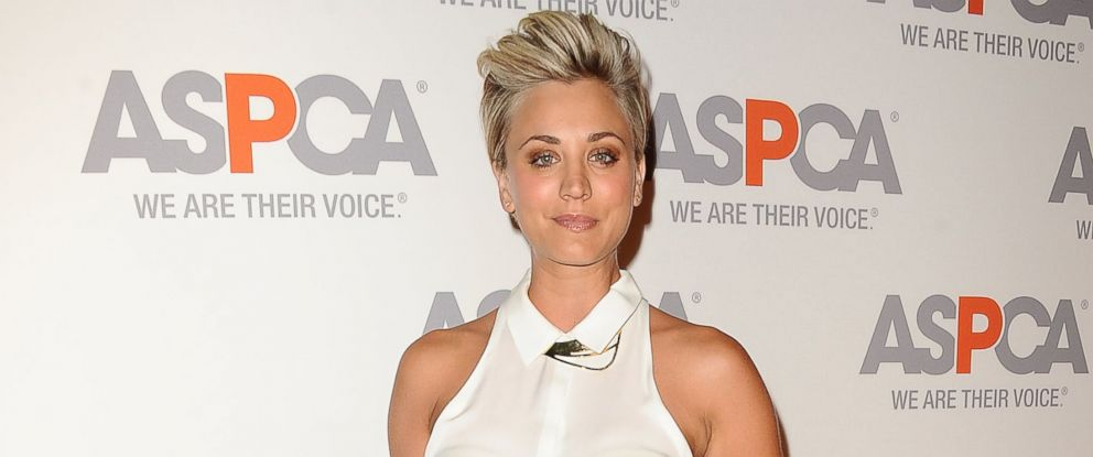 PHOTO: Actress Kaley Cuoco attends the ASPCA event on Oct. 22, 2014 in Bel Air, Calif.