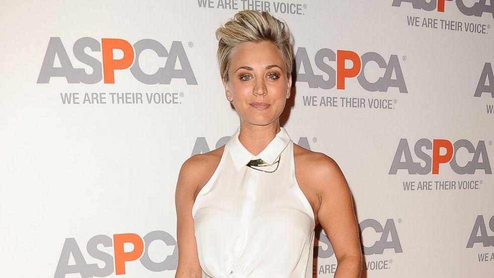 Kaley Cuoco Advises, Dont Take Naked Photos - ABC News