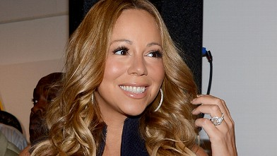 PHOTO: Mariah Carey attends the Project Canvas Charity Event Hosted By Nick Cannon at The Opera Ballroom at Crest, May 11, 2012, in New York City.