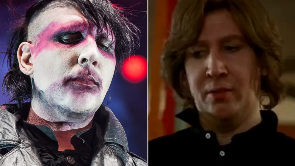 Youll Never Believe What Marilyn Manson Looks Like Without Goth