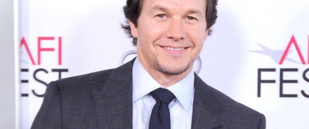 """PHOTO: Actor Mark Wahlberg arrives at the AFI FEST 2014 presented by Audi - """"The Gambler"""" premiere held at Dolby Theatre, Nov. 10, 2014 in Hollywood, Calif."""