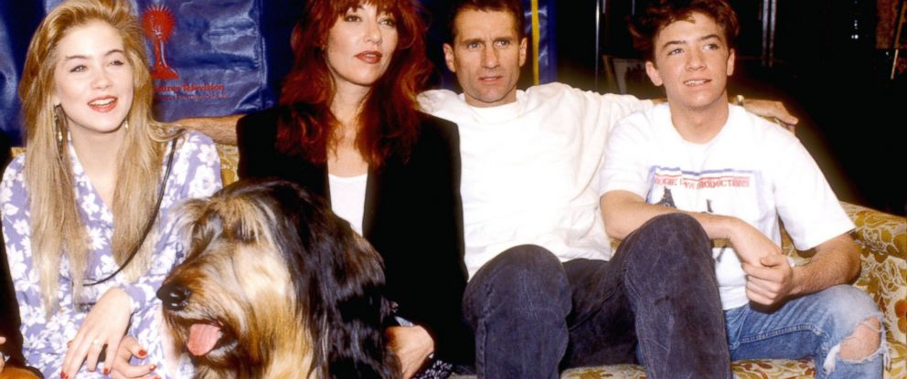 "PHOTO: ""Married With Children"" cast seen here in this file photo in 1980."