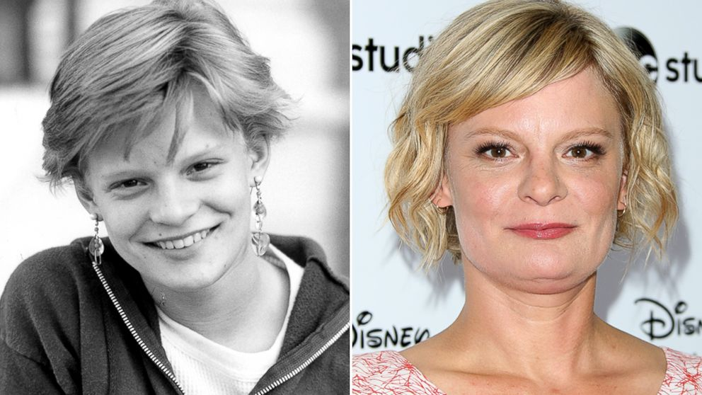 """Martha Plimpton played Stef in the 1985 film, """"The Goonies."""""""
