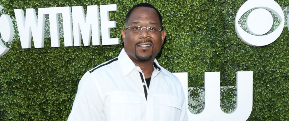 PHOTO: Comedian Martin Lawrence arrives at the CBS, CW, Showtime Summer TCA Party at Pacific Design Center, Aug. 10, 2016 in West Hollywood, California.