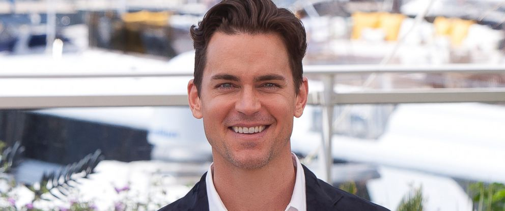 PHOTO: Matt Bomer attends The Nice Guys photocall during the 69th annual Cannes Film Festival at the Palais des Festivals, May 15, 2016 in Cannes, France.