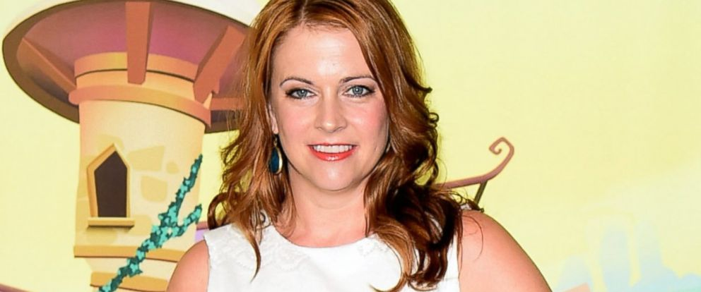 PHOTO: Melissa Joan Hart attends the celebration of new mobile game Bubble Witch 2 Saga at King??s Beauty Cauldron event at Gansevoort Park Avenue in New York, Aug. 19, 2014.