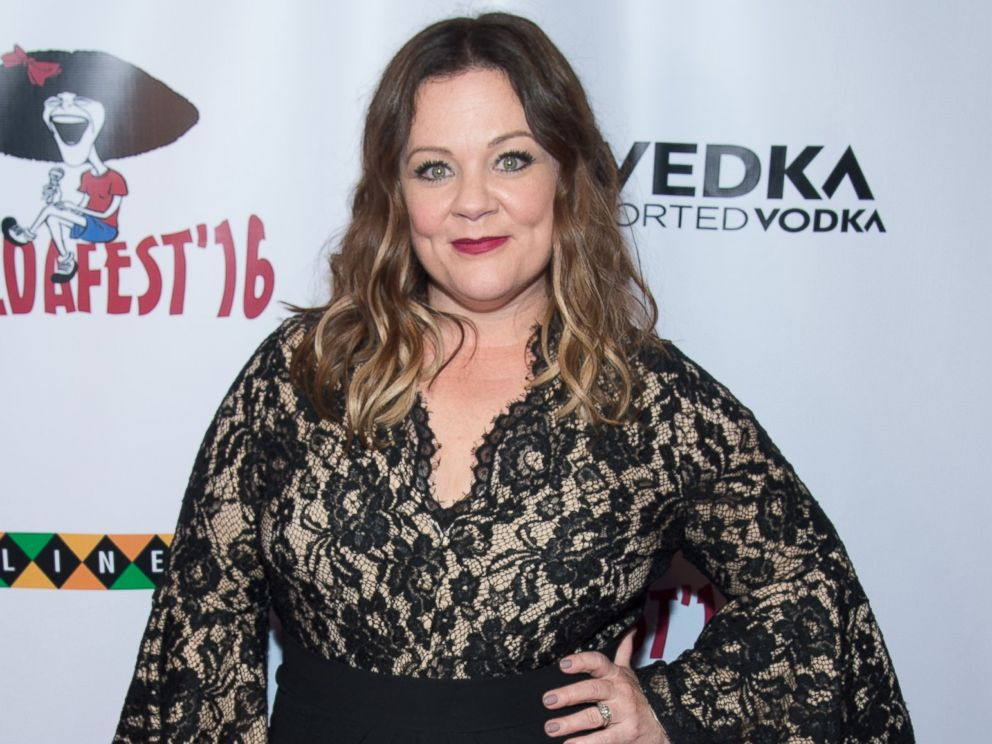 PHOTO: Melissa McCarthy attends the 2016 Gilda Radner Award For Innovation In Comedy, July 12, 2016, in New York City.