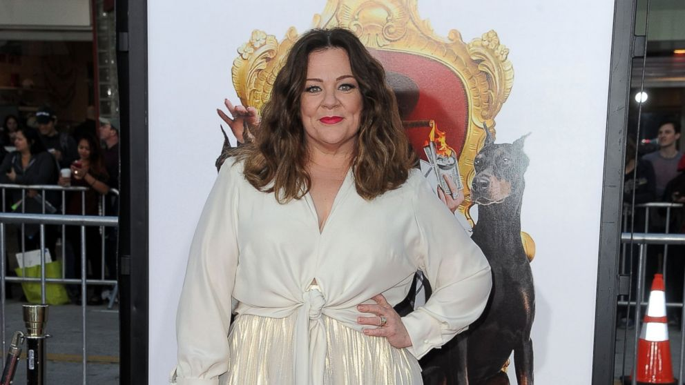 Melissa Mccarthy Talks Weight Loss Fictitious Magazine