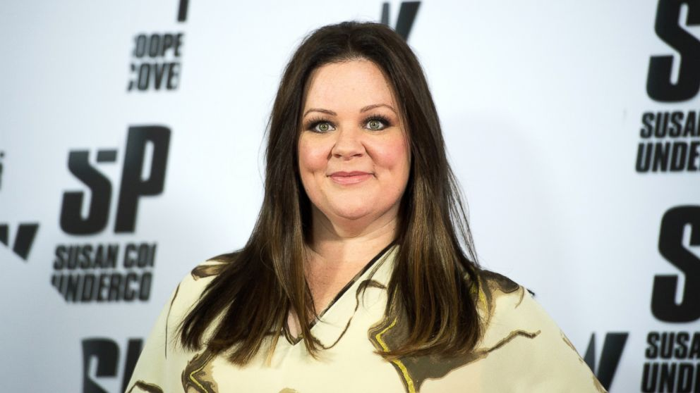 Melissa Mccarthy Standing Up For Plus Size Women Abc News