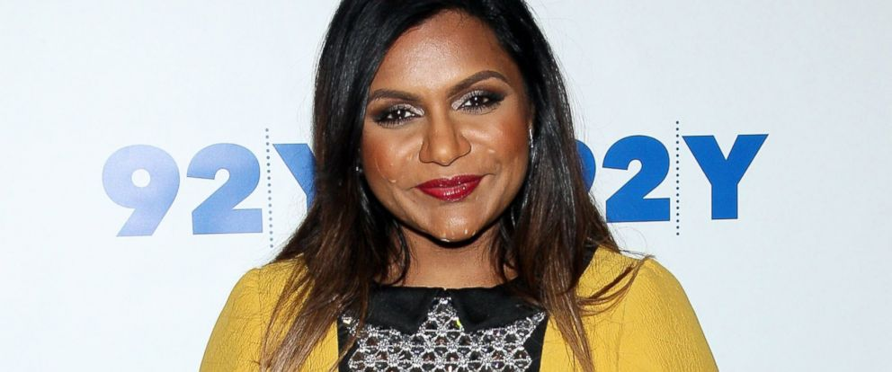 PHOTO: Mindy Kaling attends 92nd Street Y Presents: Mindy Kaling In Conversation With Tina Fey at 92nd Street Y, Sept. 16, 2015, in New York City.