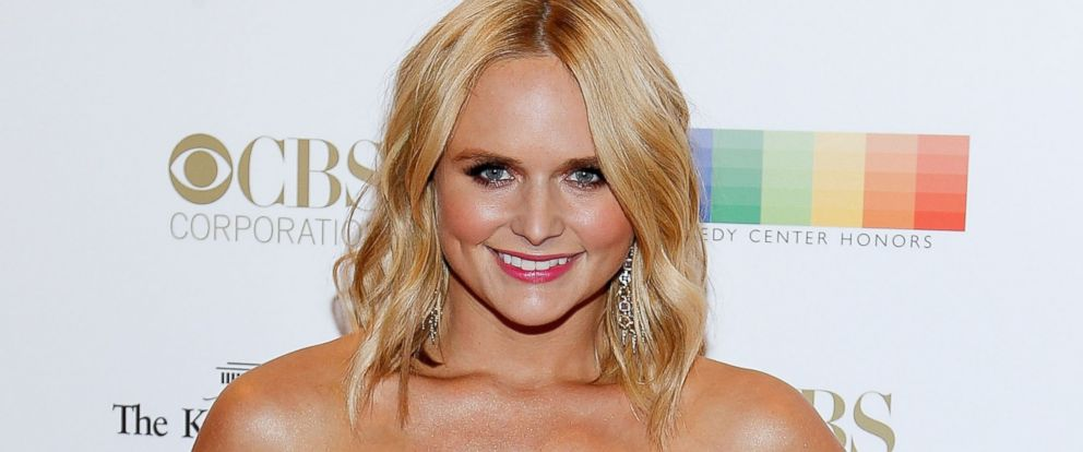 PHOTO: Miranda Lambert attends the 38th Annual Kennedy Center Honors Gala, Dec. 6, 2015 in Washington.