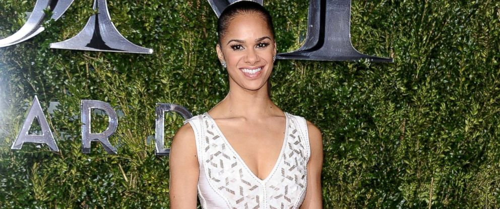 PHOTO: Misty Copeland attends the American Theatre Wings 69th Annual Tony Awards at Radio City Music Hall, June 7, 2015, in New York City.