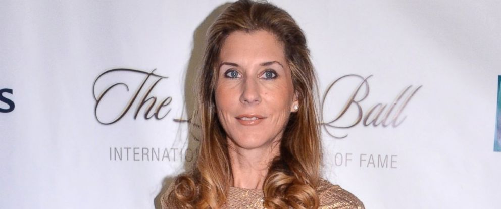 PHOTO: Monica Seles attends The 2013 International Tennis Hall Of Fame Legends Ball at Cipriani 42nd Street, Sept. 6, 2013, in New York City.