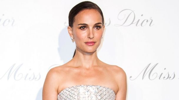 PHOTO: Natalie Portman attends the Esprit Dior, Miss Dior Exhibition Opening at Grand Palais in Paris, Nov. 12, 2013.