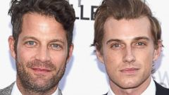 nate berkus and jeremiah brent are expecting a baby abc news. Black Bedroom Furniture Sets. Home Design Ideas