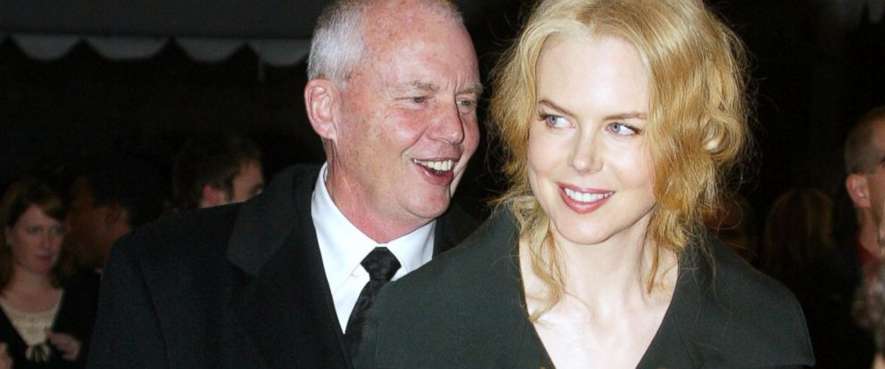PHOTO: Nicole Kidman and her father, Antony Kidman, attend the 16th Annual Palm Springs International Film Festival in Palm Springs, Calif., Jan. 8, 2005.