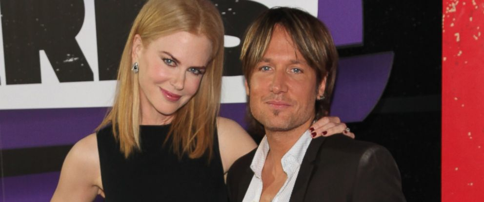 PHOTO: Left to right, actress Nicole Kidman and Musician Keith Urban attend the 2013 CMT Music awards at the Bridgestone Arena in this June 5, 2013, file photo.