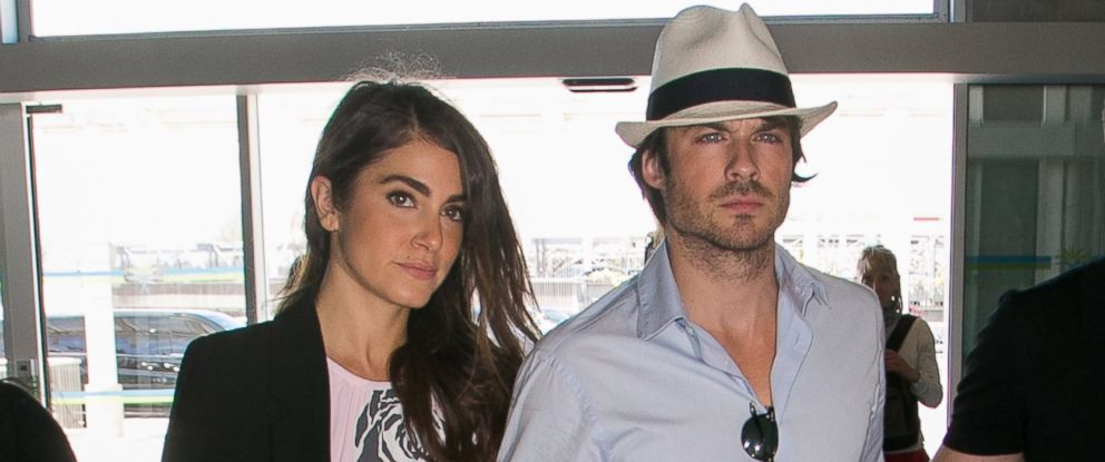 Ian Somerhalder And Nikki Reed Wedding.Nikki Reed Shares Wedding Video A Month After Marrying Ian