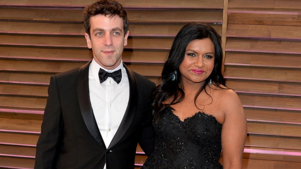 How B J Novak Felt About Mindy Kaling Discussing Their Relationship Abc News