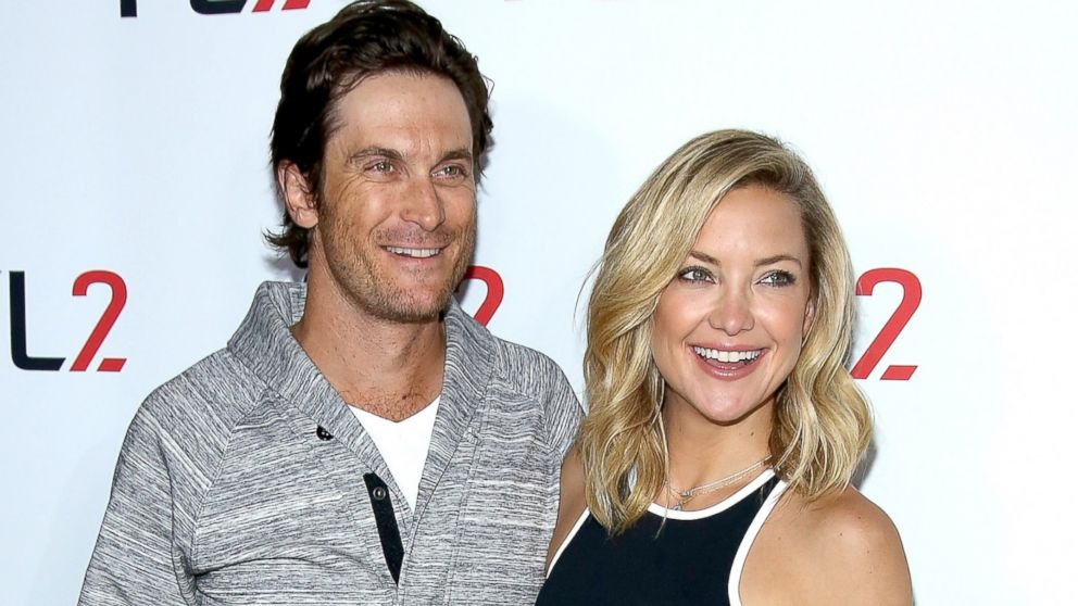 Kate Hudsons Brother Oliver Hudson Reconciles With Their