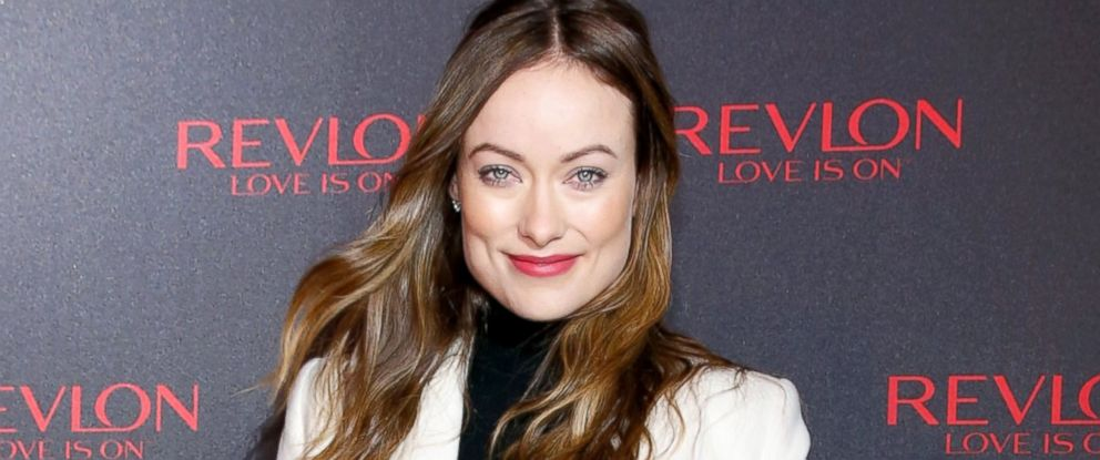 PHOTO: Olivia Wilde attends Revlon LOVE IS ON With Olivia Wilde in Times Square, Nov. 18, 2014, in New York City.