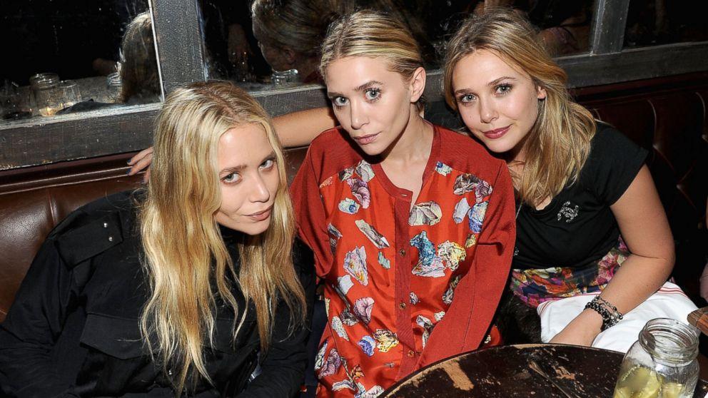 National Sisters Day 2016: 10 Sets Of Celebrity Siblings ... |Elizabeth Olsen And Sisters 2014