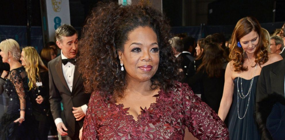 PHOTO: Oprah Winfrey attends the EE British Academy Film Awards 2014 at The Royal Opera House, Feb. 16, 2014 in London.