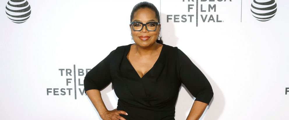 """PHOTO: Oprah Winfrey attends the premiere of """"Greenleaf"""" during the 2016 TriBeCa Film Festival, April 20, 2016, in New York."""