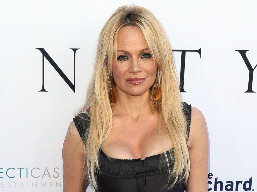 Pamela anderson sex video