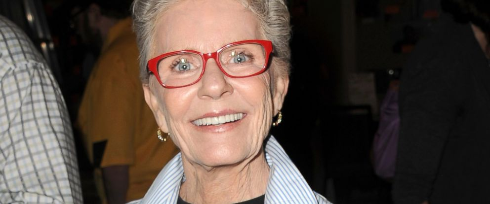 PHOTO: Patty Duke attends The Hollywood Show 2014 held at Westin LAX Hotel, April 12, 2014, in Los Angeles.