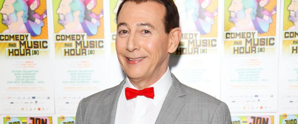 PHOTO: Paul Reubens, as Pee-wee Herman, is pictured on June 14, 2012 in Santa Monica, Calif.