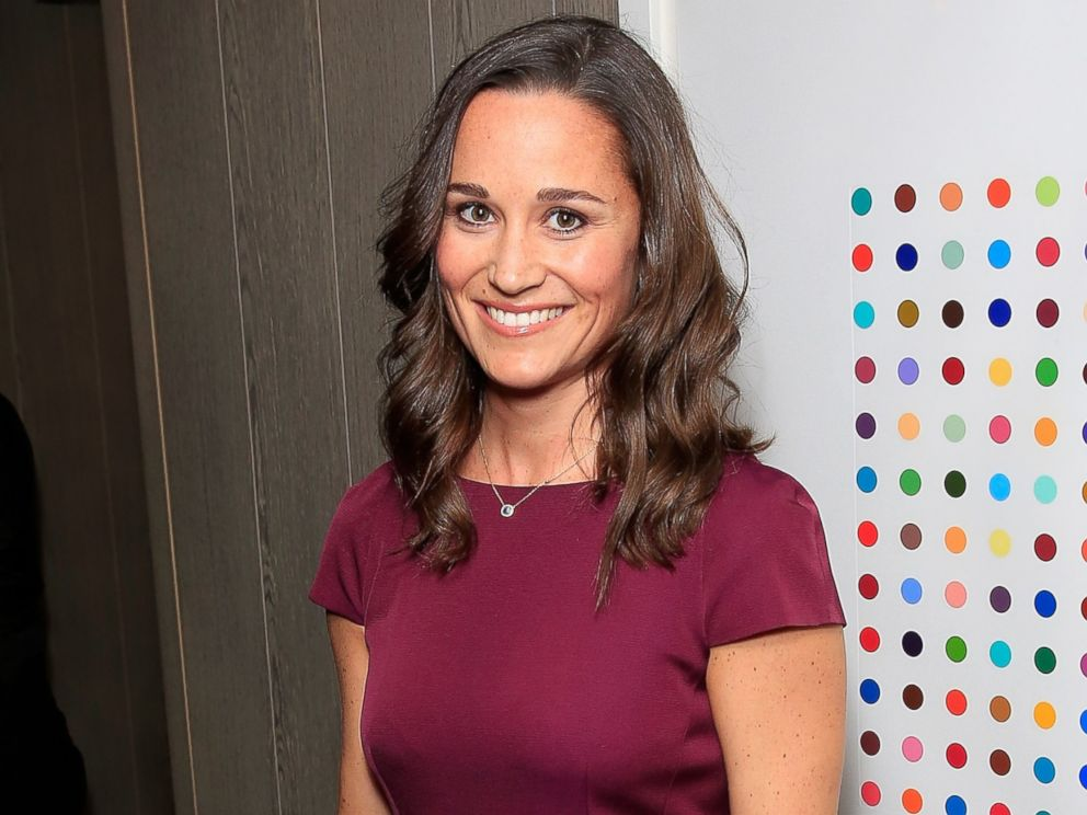 PHOTO: Pippa Middleton attends Spectator Life magazines celebration of its third birthday at the Belgraves Hotel on March 31, 2015 in London.