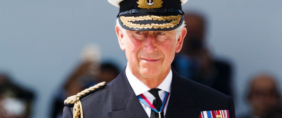 PHOTO: Prince Charles, Prince of Wales attends the International Service held at the Canakkale Turkish Martyrs Memorial Abide on April 24, 2015 in Seddulbahir, Turkey.