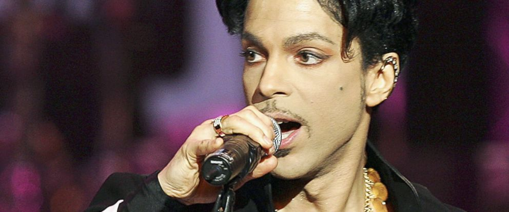 PHOTO: Musician Prince performs onstage at the 36th Annual NAACP Image Awards at the Dorothy Chandler Pavilion, March 19, 2005, in Los Angeles.